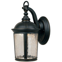 Designers Fountain Winston Outdoor Wall Lantern in Aged Bronze Patina LED21331-ABP