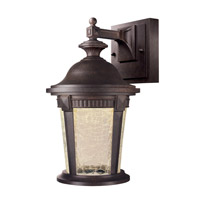Designers Fountain LED21721-MBZ Whitmore LED 12 inch Mystic Bronze Outdoor Wall Lantern photo thumbnail