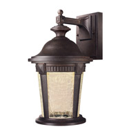 Designers Fountain Whitmore Outdoor Wall Lantern in Mystic Bronze LED21731-MBZ