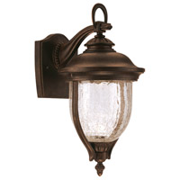 Designers Fountain Sheffield Outdoor Wall Lantern in Mystic Bronze LED22121-MBZ