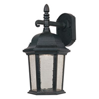 Designers Fountain Abbington Outdoor Wall Lantern in Driftwood LED2751-DWD