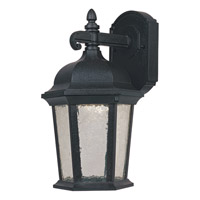 Abbington LED 14 inch Driftwood Outdoor Wall Lantern