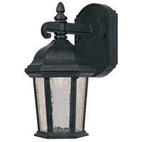 Designers Fountain Abbington Outdoor Wall Lantern in Driftwood LED2771-DWD