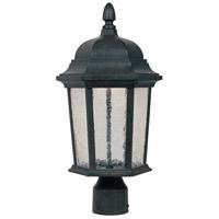Designers Fountain Abbington Post Lantern in Driftwood LED2776-DWD photo thumbnail