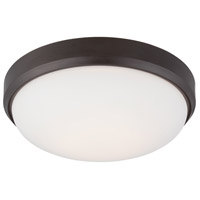 Designers Fountain LED304M-ORB Lucas LED 13 inch Oil Rubbed Bronze Flushmount Ceiling Light