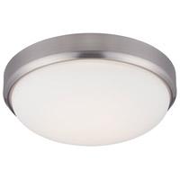 Designers Fountain LED304M-SP Lucas LED 13 inch Satin Platinum Flushmount Ceiling Light