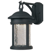 Designers Fountain Prado Outdoor Wall Lantern in Oil Rubbed Bronze LED31111-ORB