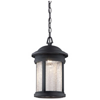 Prado LED 9 inch Oil Rubbed Bronze Outdoor Hanging Lantern