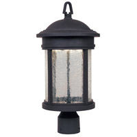 Designers Fountain LED31136-ORB Prado LED 18 inch Oil Rubbed Bronze Outdoor Post Lantern