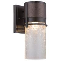 Designers Fountain Baylor 1 Light Wall Lantern in Burnished/Flemish Bronze LED32921-BBZ