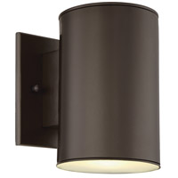 Barrow LED 7 inch Oil Rubbed Bronze Outdoor Wall Sconce