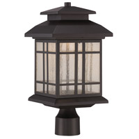 Designers Fountain Piedmont LED Outdoor Post Lantern in Oil Rubbed Bronze LED33436-ORB