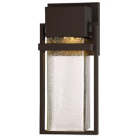 Fairbanks LED 15 inch Rustique Outdoor Wall Sconce
