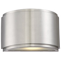 Designers Fountain LED34621-BA Halsey LED 5 inch Brushed Aluminum Wall Lantern