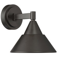 Fremont LED 9 inch Oil Rubbed Bronze Outdoor Wall Sconce