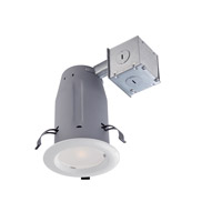 Designers Fountain LED Recessed in White LED3730-WH