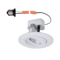 Designers Fountain LED Recessed in White LED4742-WH