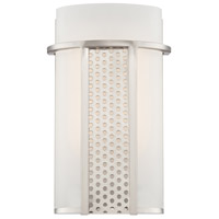 Designers Fountain LED6050-SP Lucern LED 5 inch Satin Platinum Wall Sconce Wall Light