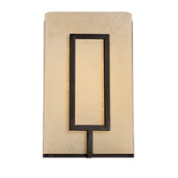 Designers Fountain Regatta Wall Sconce in Burnished Bronze LED6060-BNB