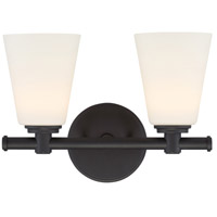 Parker LED 12 inch Oil Rubbed Bronze Vanity Wall Light