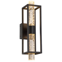 Designers Fountain LED89802-BK Aloft LED 5 inch Black Wall Sconce Wall Light