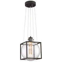 Designers Fountain LED89832-BK Aloft LED 11 inch Black Pendant Ceiling Light
