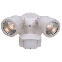 Designers Fountain Area & Security 2 Light Motion Detectors/Security in White PH218S-06