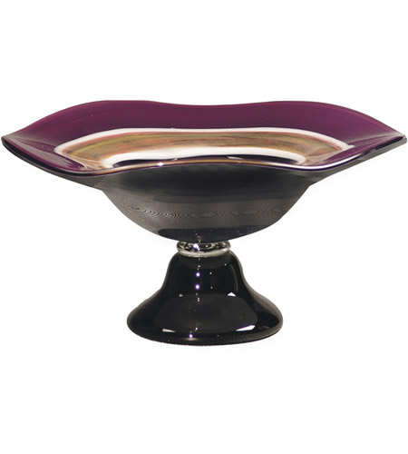 Dale Tiffany Melrose Footed Bowl AG500285 photo