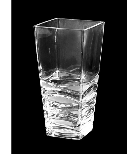 Dale Tiffany Wesley Crystal Vase GA80588 photo