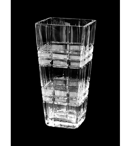 Dale Tiffany Crystal Celtic Vase GA80596 photo