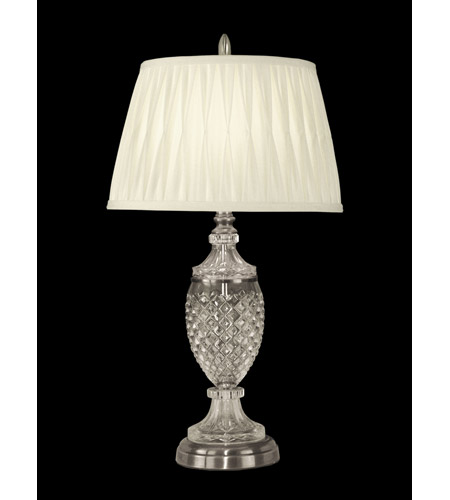 Dale Tiffany Simpson Table Lamp 1 Light in Antique Pewter GT10364 photo