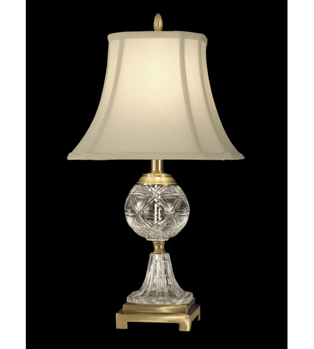 Dale Tiffany GT10370 Sutton 24 inch 150 watt Antique Brass Table Lamp Portable Light photo