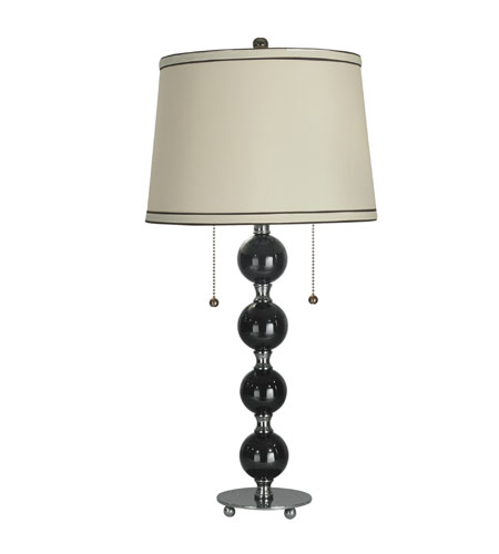 Dale Tiffany GT70032 Torrevieja 29 inch 60 watt Black Nickel Table Lamp Portable Light photo