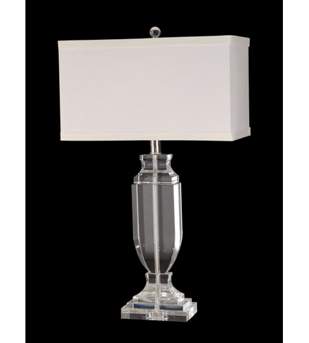Dale Tiffany Genova Table Lamp 1 Light in Brushed Nickel GT70033 photo