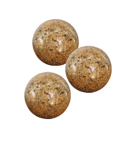 Dale Tiffany Capricorn Balls (3 Pcs Set) PG60059 photo