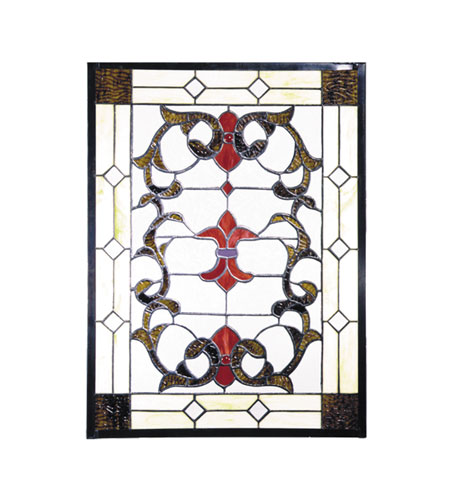 Dale Tiffany SC0082 Hutchinson Window Panel photo