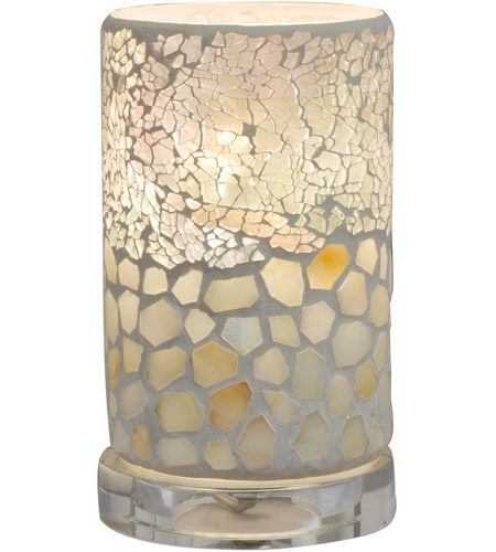 Dale Tiffany TA14185 Evelyn 7 inch 60.00 watt Clear Accent Lamp Portable Light photo