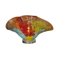Dale Tiffany Red Sea 1 Light Accent Lamp in Clear AA13053
