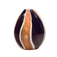 Dale Tiffany Melrose Oval Vase AG500286
