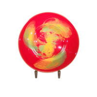 Orange Burst Decorative Accessory