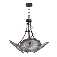 Impasto 4 Light 27 inch Dark Bronze Pendant Ceiling Light