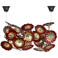Titan LED 41 inch Antique Bronze Island Light Ceiling Light