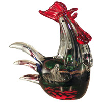 Dale Tiffany AS10780 Rooster Figurine