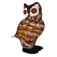 Dale Tiffany Owl Figurine AS13119
