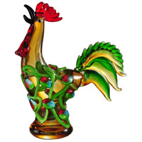 Rocky Rooster Figurine