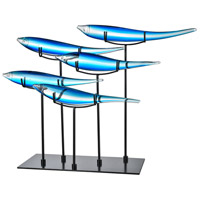 Dale Tiffany AS15034 Fish 18 X 17 inch Sculpture
