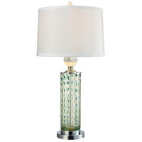 Dale Tiffany AT15331LED Raindance 34 inch 7.5 watt Polished Chrome Table Lamp Portable Light