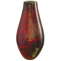 Dale Tiffany Stuart Art Glass Vase AV10766