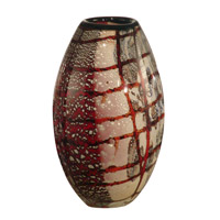 Dale Tiffany AV10767 Windslow Art Glass Vase