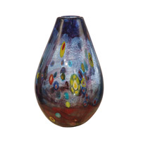 Basil Art Glass Vase